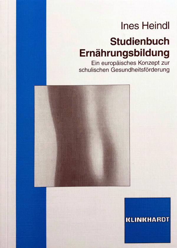 Cover Studienbuch Ernährungsbildung