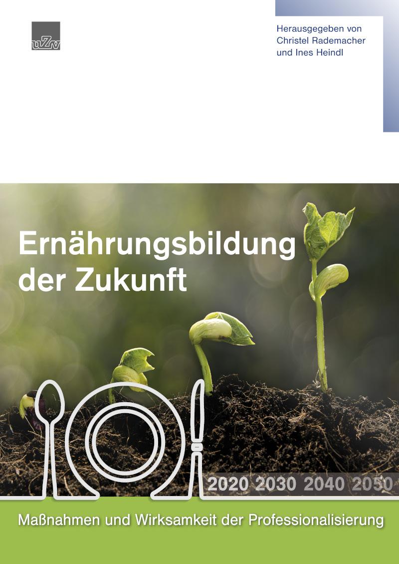 Cover Ernährungsbildung der Zukunft