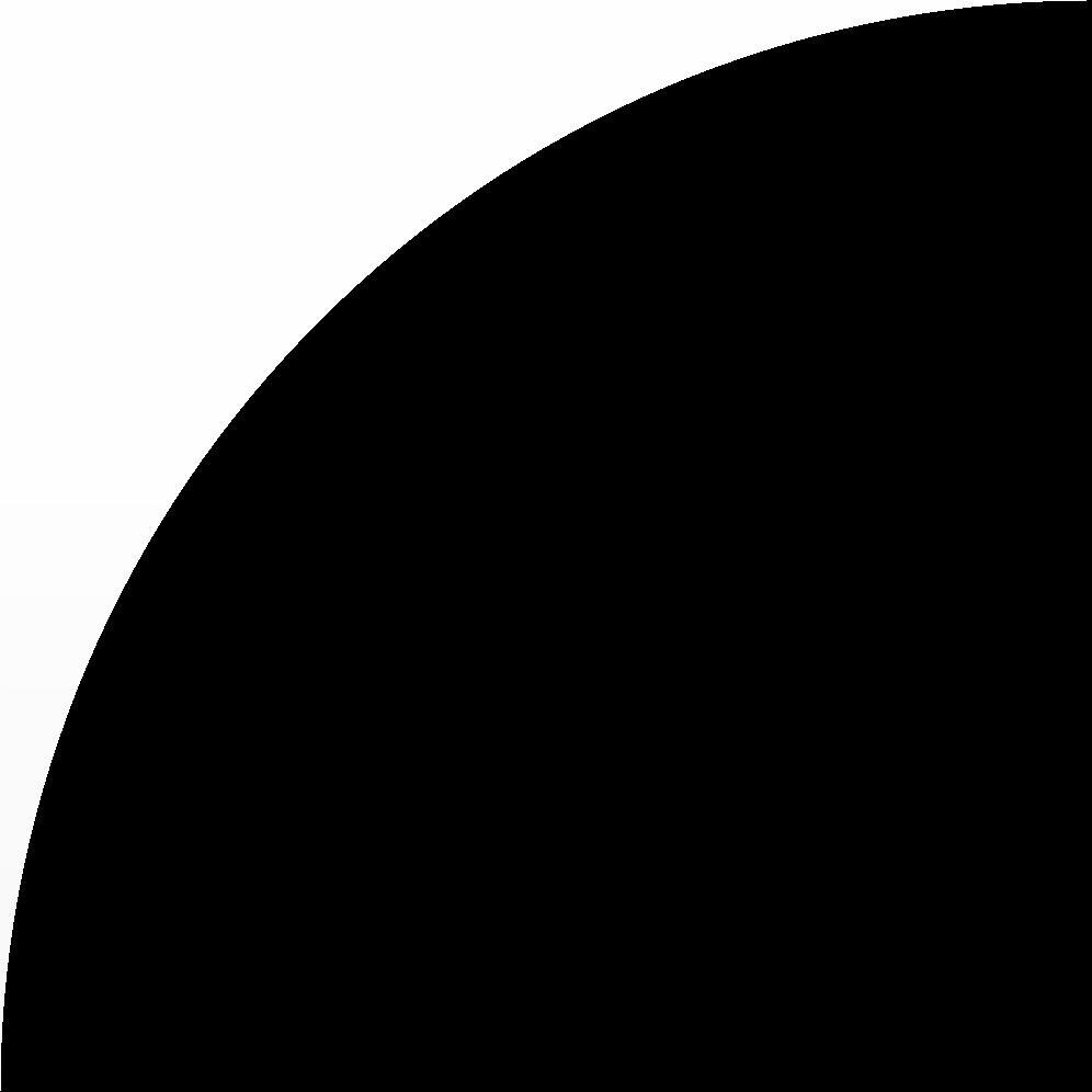 Maske rund